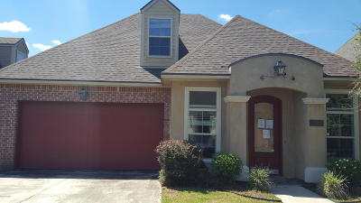 Lafayette Single Family Home For Sale: 105 Woodbranch Drive