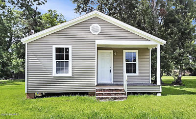 Opelousas Single Family Home For Sale: 621 Blanchard
