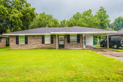 Crowley Single Family Home For Sale: 236 Labelle Drive