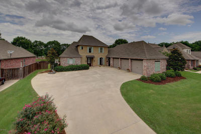 Youngsville Single Family Home For Sale: 123 Maple Grove Lane