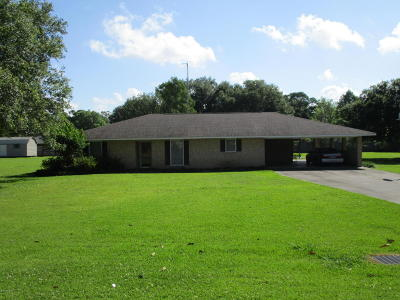 St Martinville, Breaux Bridge, Abbeville Single Family Home For Sale: 2317 Alcide Circle