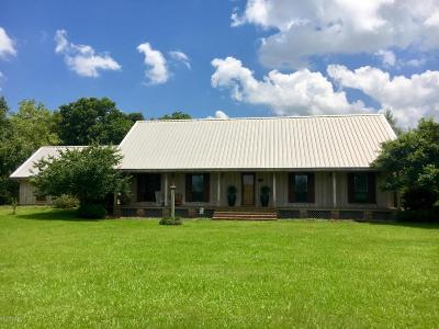 Single Family Home For Sale: 1174 Hwy 356