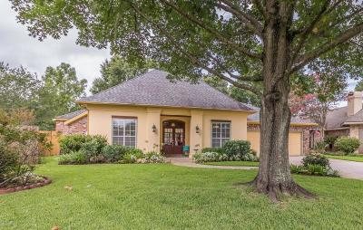 Lafayette Single Family Home For Sale: 108 Briaroak Court