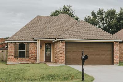 Milton Ridge Estates Single Family Home For Sale: 305 Milton Estates