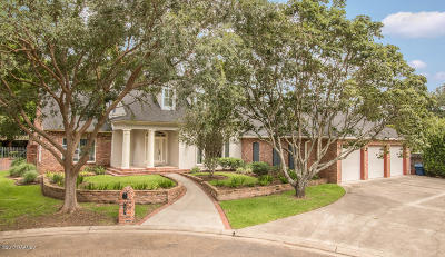 Lafayette Single Family Home For Sale: 109 Turfway Drive