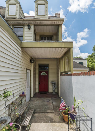 Lafayette Single Family Home For Sale: 100 Rue Chartres