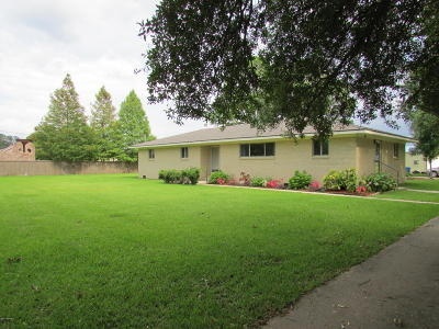New Iberia Single Family Home For Sale: 3212 Loreauville Road