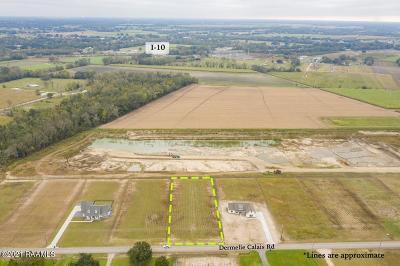 St Martin Parish Residential Lots & Land For Sale: Lot 11 Dermelie Calais Road
