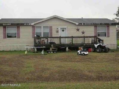 Breaux Bridge Single Family Home For Sale: 1092 Camp Bon Temps Road