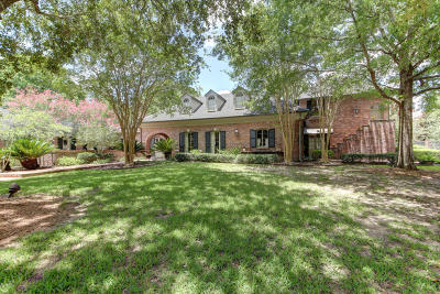 Lafayette Single Family Home For Sale: 102 Waterside Drive