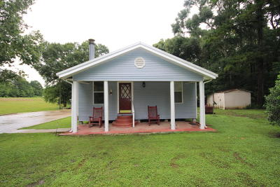 Eunice Single Family Home For Sale: 1392 Hwy 13