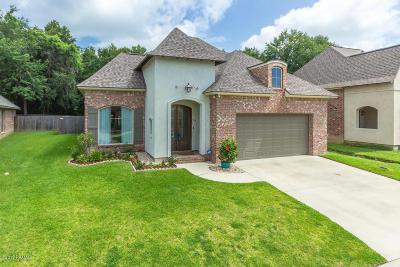Youngsville Rental For Rent: 306 La Villa