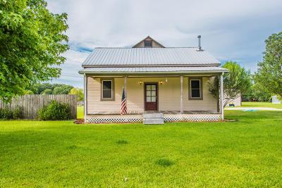 Church Point Single Family Home For Sale: 219 Arthur Daigle Loop