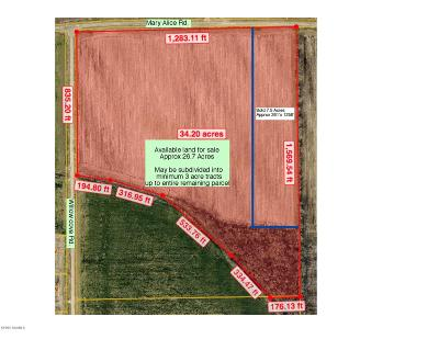 Acadia Parish Farm For Sale: 00 Willow Cove And Mary Alice