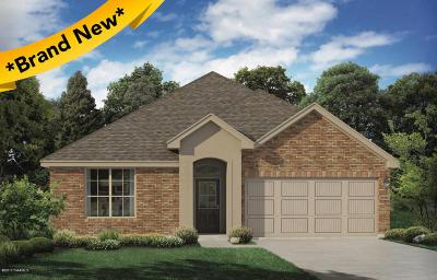 Sugar Ridge Single Family Home For Sale: 520 Cautillion Drive