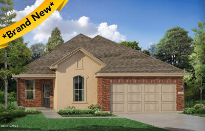 Sugar Ridge Single Family Home For Sale: 521 Cautillion Drive