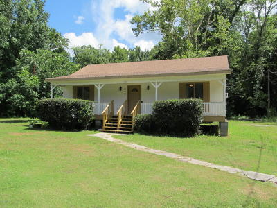 Carencro Single Family Home For Sale: 200 Saint Fidelis Street