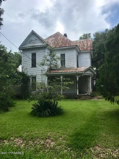 Crowley Single Family Home For Sale: 905 S Ave G