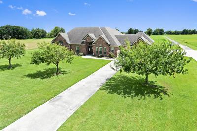 Duson Single Family Home For Sale: 264 Hutchinson Road
