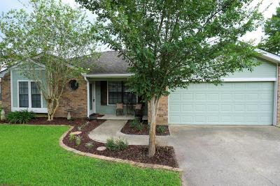 broussard Single Family Home For Sale: 209 Janin