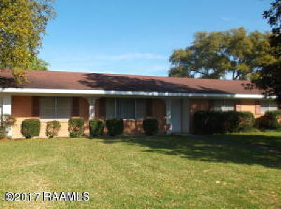 Lafayette Single Family Home For Sale: 106 Hampton Road