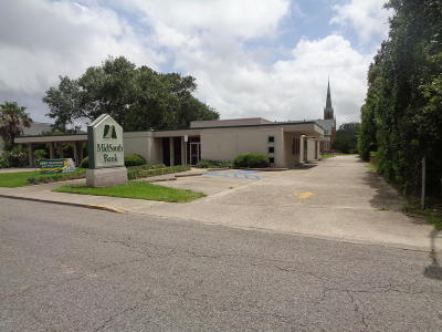 Iberia Parish Commercial For Sale: 1527 Main Street