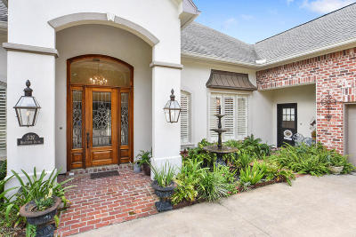 Single Family Home For Sale: 537 Beaullieu Drive