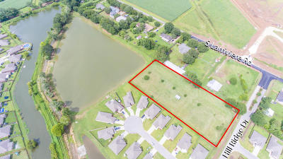 Farm For Sale: Tract 8-C Hill Ridge