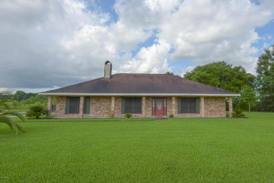 Duson Single Family Home For Sale: 605 S A Street