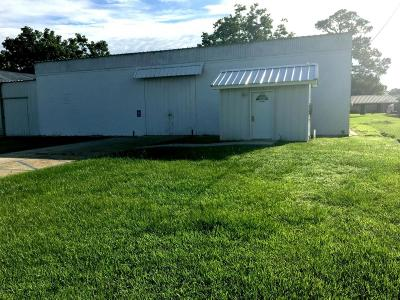 New Iberia Commercial For Sale: 1206 W Washington
