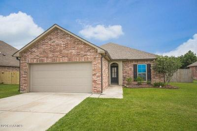 Abbeville Single Family Home For Sale: 8935 Rue Blanc