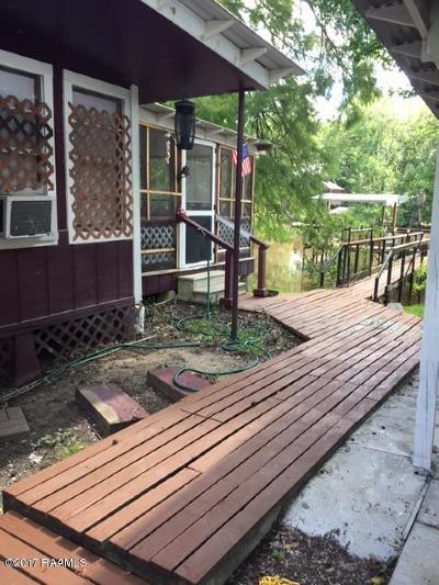 Port Barre Single Family Home For Sale: 172 Dupre Lane