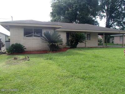 Lafayette Single Family Home For Sale: 240 Oklahoma Street
