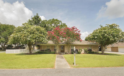 Scott Single Family Home For Sale: 702 Timmy Street