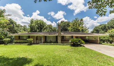 Lafayette Single Family Home For Sale: 333 Beverly Drive
