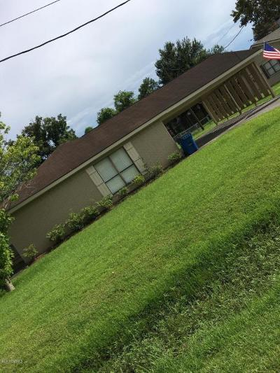 Carencro Single Family Home For Sale: 122 Laplace Avenue