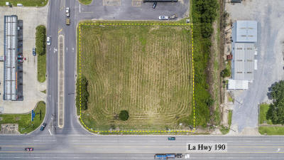 St Landry Parish Residential Lots & Land For Sale: 1538 Hwy 190