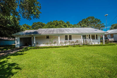 Kaplan Single Family Home For Sale: 304 N Saltzman Avenue