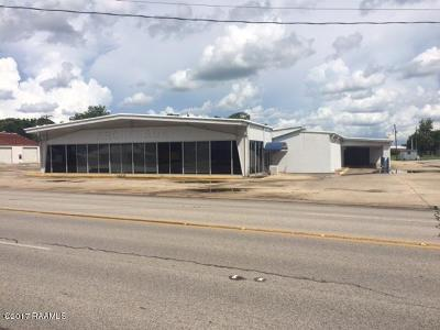 Iberia Parish Commercial For Sale: 1407 Center Street