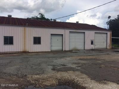 New Iberia Commercial For Sale: 1407 Center Street #A