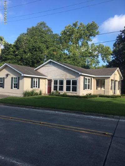 Lafayette Single Family Home For Sale: 344 Charlotte Street