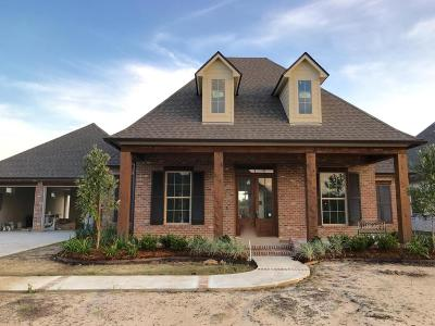 Broussard Single Family Home For Sale: 116 Snapping Lane