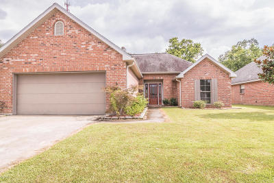 Youngsville Single Family Home For Sale: 206 Quiet Meadows Cir