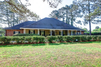 St Martinville, Breaux Bridge, Opelousas Single Family Home For Sale: 1611 S Market Street