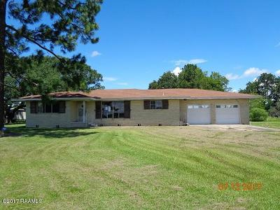 Single Family Home For Sale: 2914 Avery Island Road