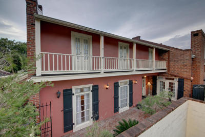 New Iberia Single Family Home For Sale: 201 Woodland Circle