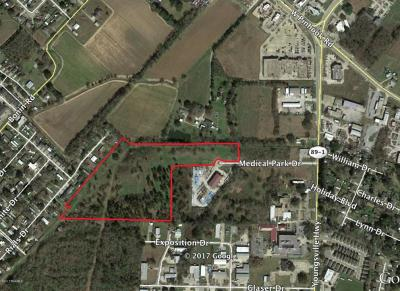 Commercial Lots & Land For Sale: 100 Blk Medical Park Drive