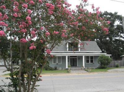 St. Martinville Single Family Home For Sale: 122 W Port Street