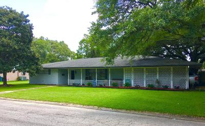 Eunice Single Family Home For Sale: 1351 Park Avenue