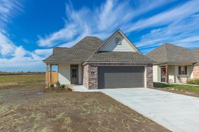 Abbeville Single Family Home For Sale: 107 Harvest Court